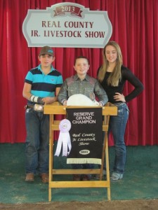 Reserve Grand Champion Breeder Rabbit